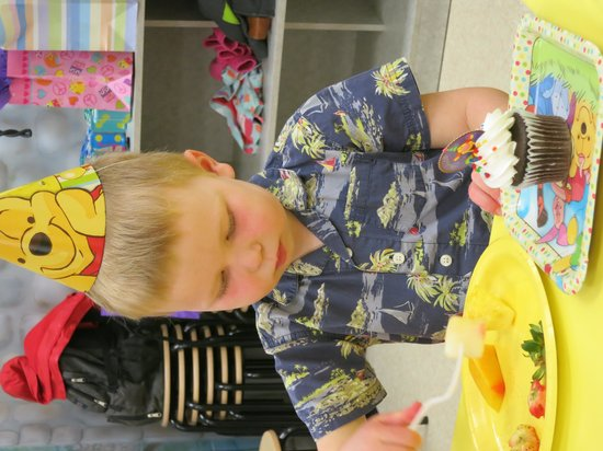 Imagine Children's Museum: Birthday Party Downstairs