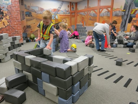 Imagine Children's Museum: Construction Zone