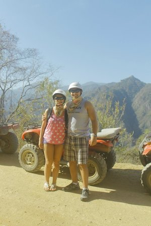 ATV Ride with Canopy River 3/29/14