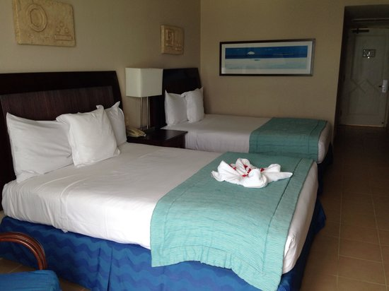 Iberostar Cancun : Comfortable beds