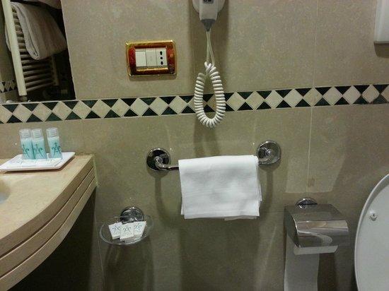 Amalfi Hotel: muito limpo