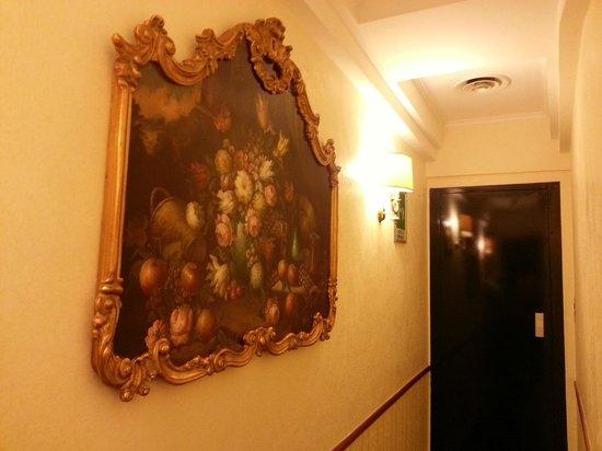 Amalfi Hotel: acolhedor