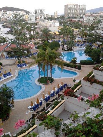 Spring Arona Gran Hotel: vista des la habitacion