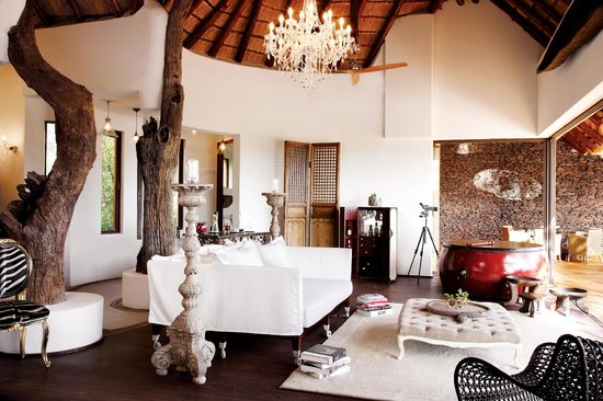 Molori Safari Lodge: Accommodation