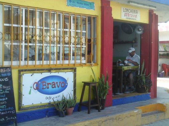 Q' Bravo Comida Casera Calle Bravo Col Centro Isla Mujeres