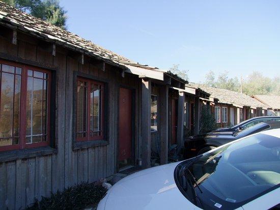 Panamint Springs Resort : Parcheggio