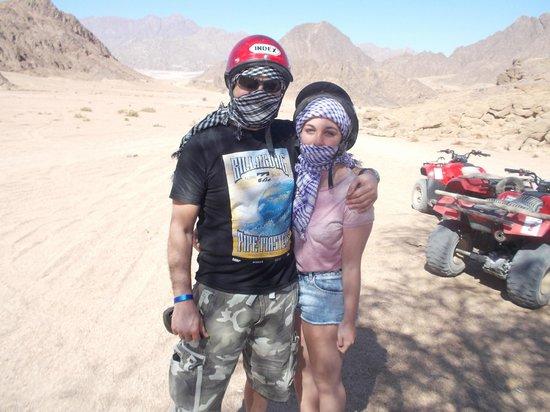 Sinai Safari Adventures : Kitted out