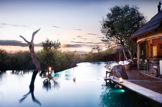 Molori Safari Lodge: Main Lodge