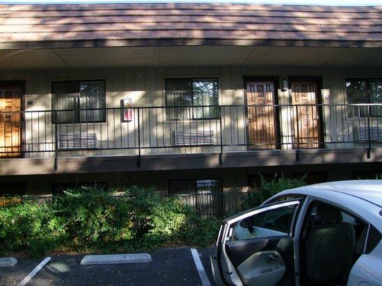 Best Western Plus Yosemite Gateway Inn: esterno cameraa