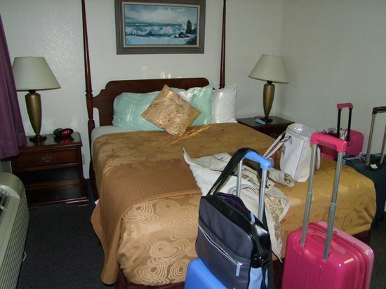 Best Western Plus Yosemite Gateway Inn: Primo stanza