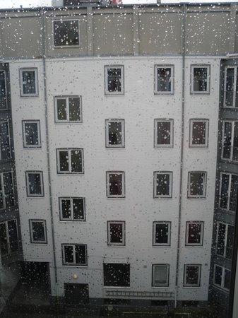 Copenhagen Strand: view from window