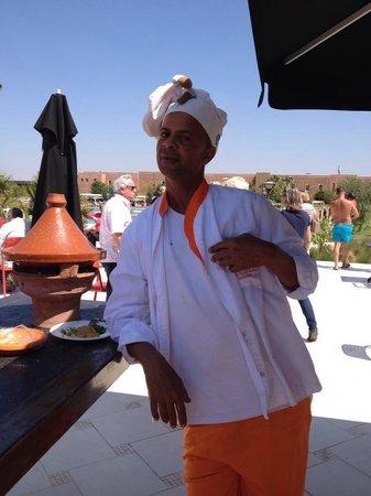 """Kenzi Club Agdal Medina : Youssef, dit """"youyou"""" Ou """"ratatouille"""". Un homme adorable, souriant, qui a illuminé nos vacances"""