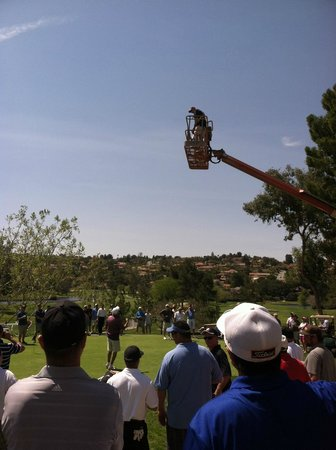 San Vicente Golf Course: Golf tournament contest