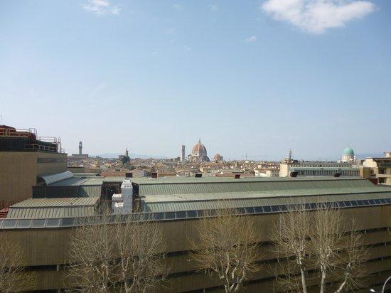 B&B Hotel Firenze City Center: Vistas