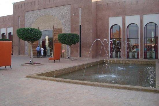 Kenzi Club Agdal Medina : L'entrée de l'hôtel