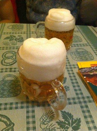 Schweizerhaus: Birra
