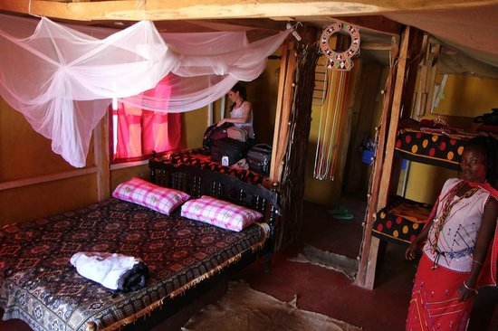 Leganishu Maasai Cultural Homestay: Best overview of the room
