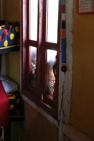 Leganishu Maasai Cultural Homestay: From inside