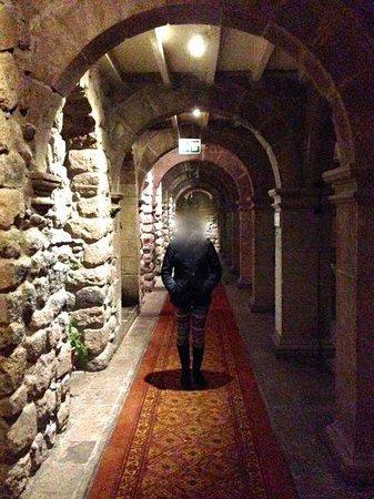 Belmond Hotel Monasterio : Halls