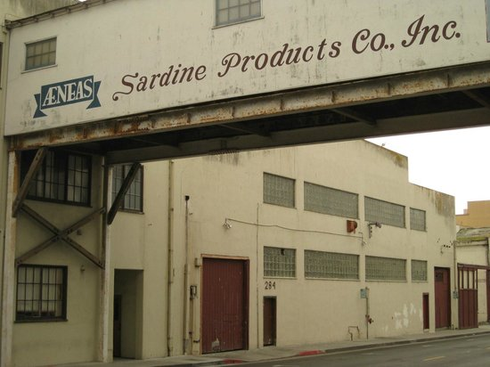 The Original Monterey Walking Tours: Cannery Row walking tours