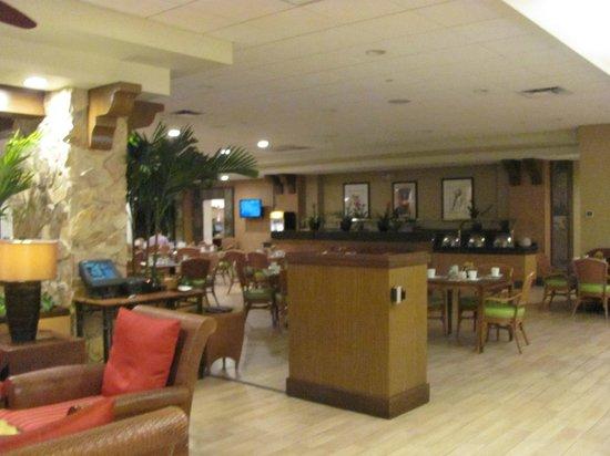 Holiday Inn Coral Gables - University: Área do restaurante