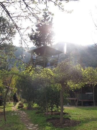 Kibala Hotel: Kibala kulesi