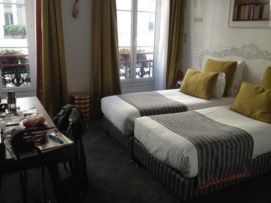 Hotel Joyce - Astotel: Room 204 (superior twin)