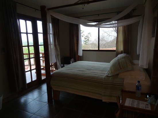 Lodge Las Ranas: Room number 4 (which has another bed as well).