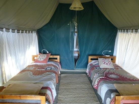 Tarangire Safari Lodge: onsuite tent