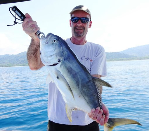 Diablo Sportfishing: Jack Cravelle