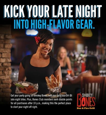 Smokey Bones Bar & Fire Grill - Lithonia, GA