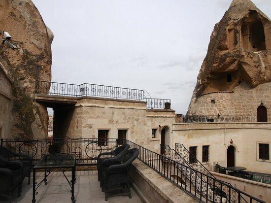 Cappadocia Cave Suites : 外観