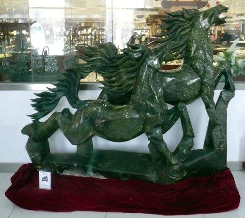 Tian yi Jade factory