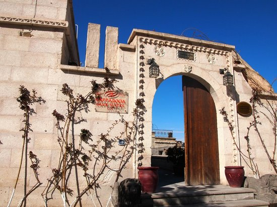 Cappadocia Cave Suites: 外観