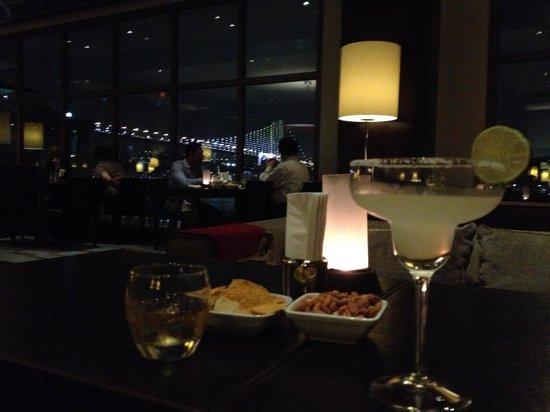 Radisson Blu Bosphorus Hotel, Istanbul: Lobby bar