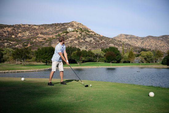 San Vicente Golf Course in the