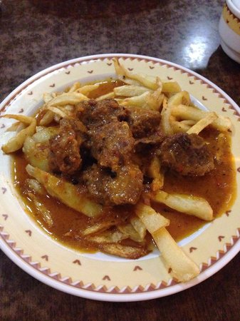 Restaurante Juan Jose: Carrilera exquisita.