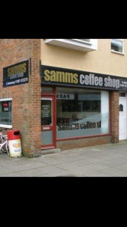 Samms Cafe