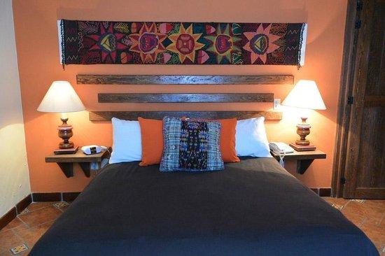 La Villa del Ensueno Hotel: Ahí dormí