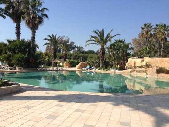 SENTIDO Phenicia : Outdoor pool