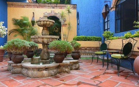 La Villa del Ensueno Hotel: Descanso