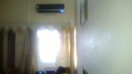 Kajri Hotel : Room ac