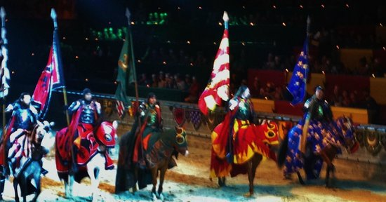 Medieval Times Dinner & Tournament: MET
