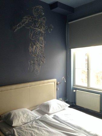 Arte Luise Kunsthotel: Double Room