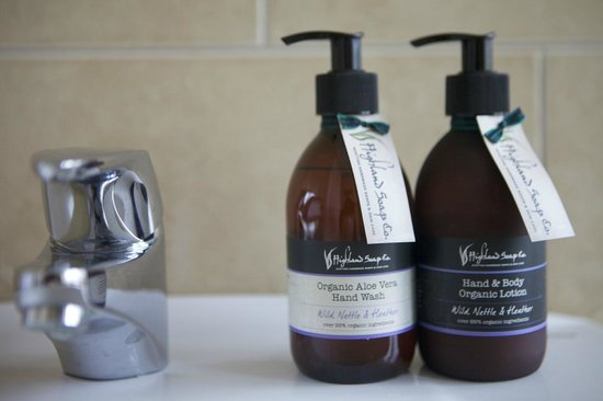 The Coach House: Toiletries