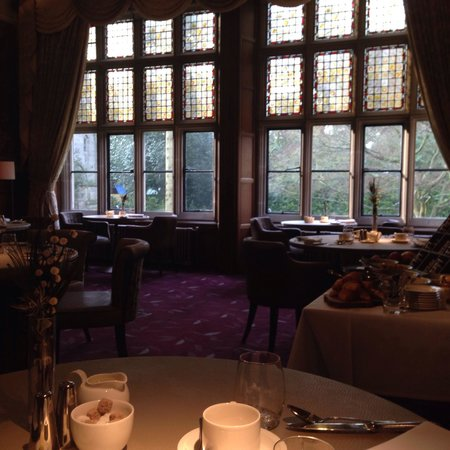 Hampton Manor: Breakfast !