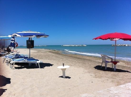 Albergo Ristorante Il Contadino: spiaggia