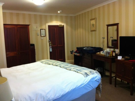 Best Western Plus Edinburgh City Centre Bruntsfield Hotel : Room 141