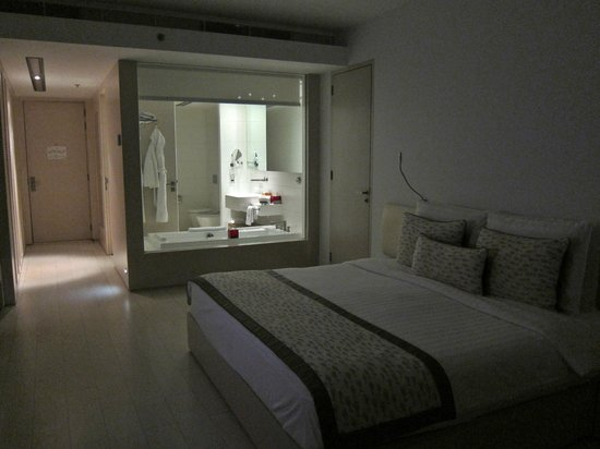 Kempinski Hotel Aqaba Red Sea: Ванная комната