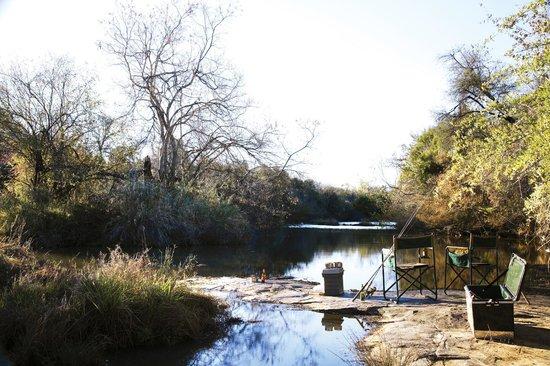Molori Safari Lodge : Fishing